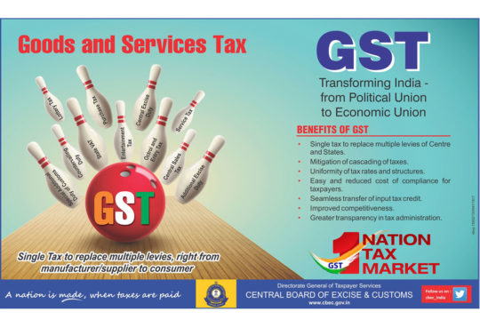 GST - Nation Tax Market