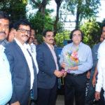 Ashok Kheny with PIA Members