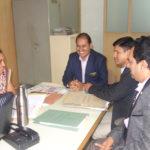 PIA Member meeting with Joint Dir MRS.NANDHINI