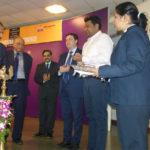PIA President Inaugurating Seminar at Acharya Institute
