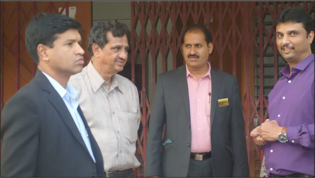 PIA Members visit to Manav Charities Child Care Centre