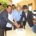 Cake cutting with ACE Designers MD