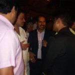 PIA Members with Munirathana, Congress MLA