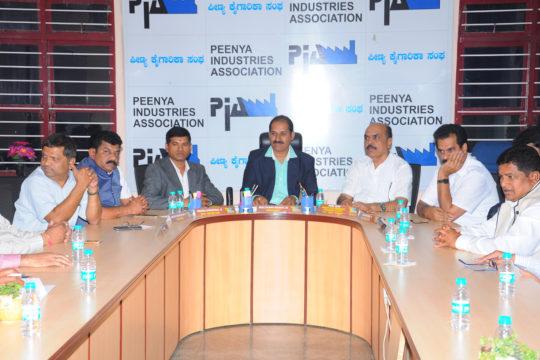 PIA Members Meeting at PIA Office