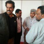Muralidhar Halappa with PIA Members