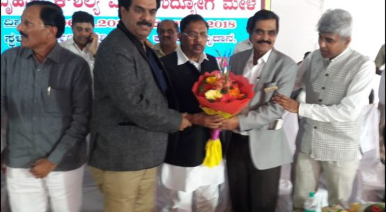 G Parameshwara Deputy Chief Minister of Karnataka