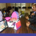 V T Venkatesh - Joint Director