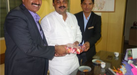 Sri M Venkatesh - Vice Chairman GOK