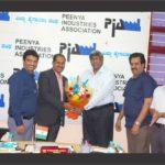 PIA President with Sri Ramkumar Seshu