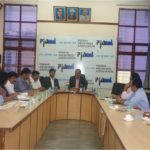 PIA Members Meeting with Vijay Bank Officials