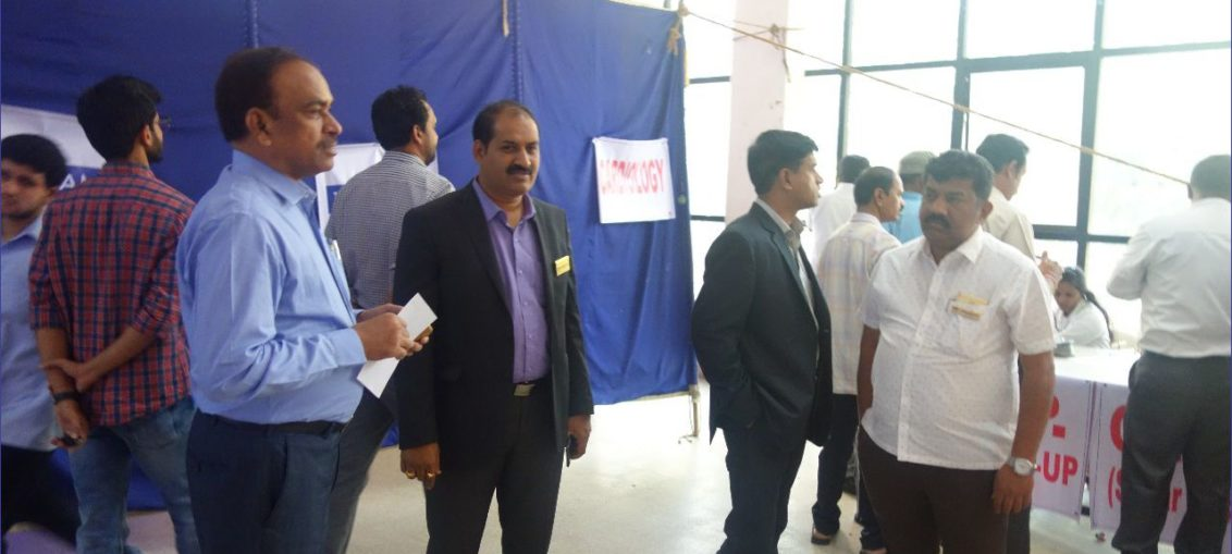 Health Check Up Camp of MSME