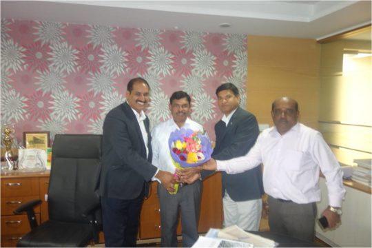 Sri Gopal Reddy Panel Chairman BBMP