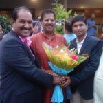 SR Vishwanath MLA Yelehanka with PIA President & Hon Secretory