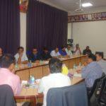 SBI Meetings at PIA