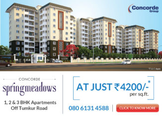 Concorde Group Apartments at Tumkur road
