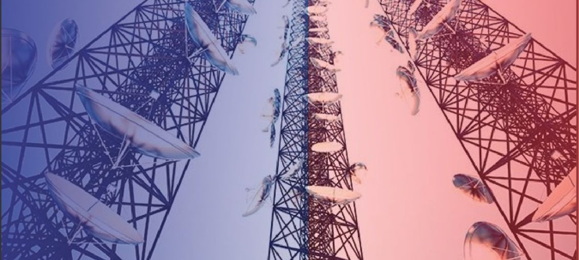 Telecom Towers Photo