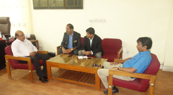 Sri Nataraj joint Commissioner of Commercial Taxes