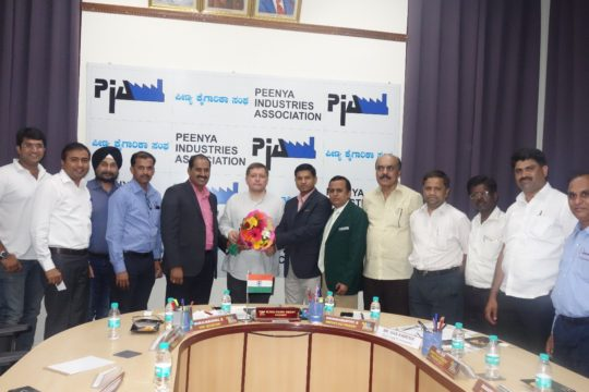 Mr Ivan Kamenik - Czech Trade Commissioner at PIA Office
