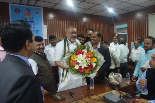 Sri Giriraj Singh - Union Minister of State (Independent Charge) of MSME