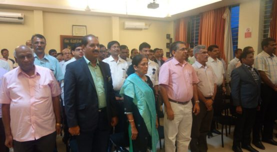 Members of Rotary Bangalore Udyog